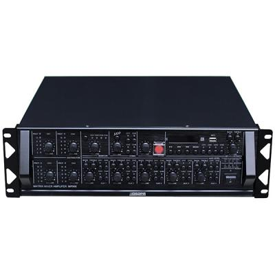 MP906 4x4 Matrix Mixer Amplifier