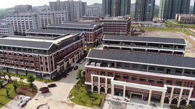 Application of dsppa Network PA system in East House International School of Dongguan