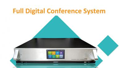 D7201 Dante All - Digital Conference System